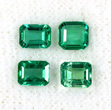 cut emeralds