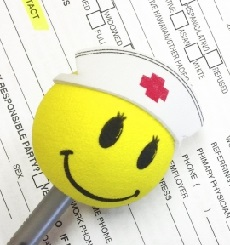 smiley pen